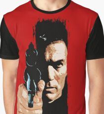 Clint Eastwood - Tightrope Graphic T-Shirt