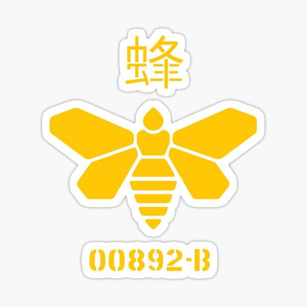 Producto químico Breaking Bad Golden Moth - 00892-B Pegatina
