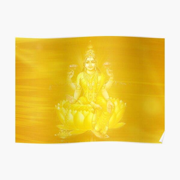 Golden Laxmi Poster