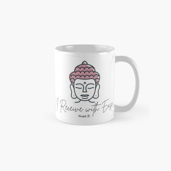 Manifest It! Buddha Classic Mug