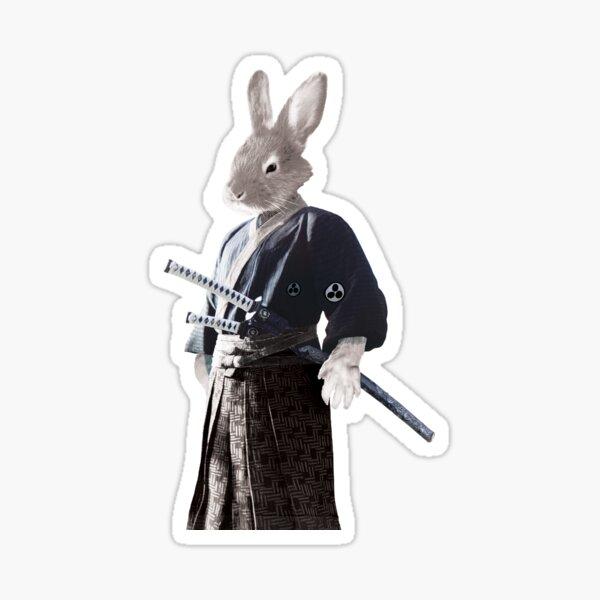Usagi Yojimbo Sticker