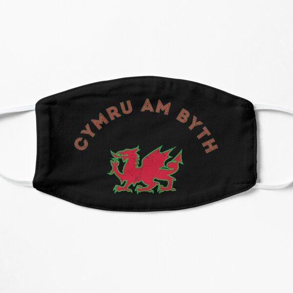 Cymru am byth / Wales Forever - Welsh Dragon / Y Ddraig Goch Mask