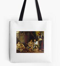 Eugène Delacroix, The Women of Algiers,  Tote Bag