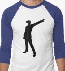 The Ace Attorney Men's Baseball ¾ T-Shirt