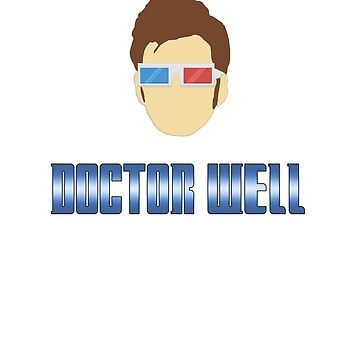 Doctor Well - Tenth Doctor by logosandpathos