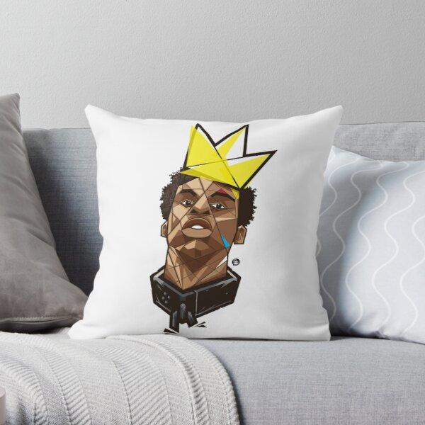King Kunta - Kendrick Lamar Throw Pillow