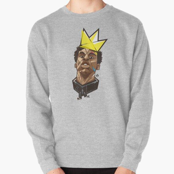 King Kunta - Kendrick Lamar Pullover Sweatshirt
