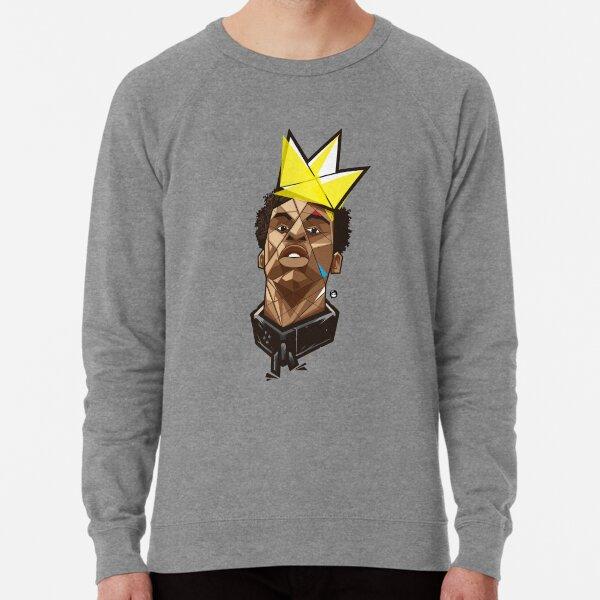 King Kunta - Kendrick Lamar Lightweight Sweatshirt