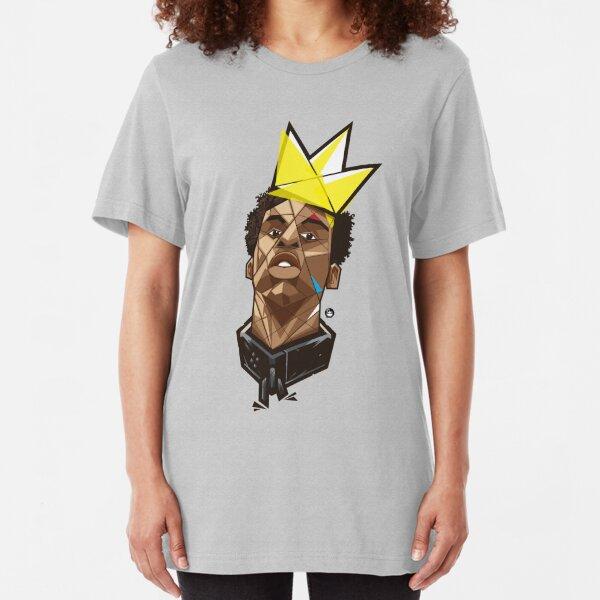 King Kunta - Kendrick Lamar Slim Fit T-Shirt