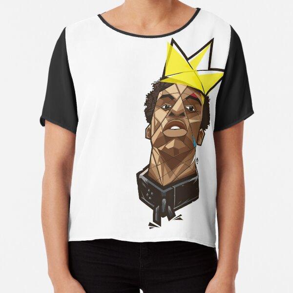 King Kunta - Kendrick Lamar Chiffon Top