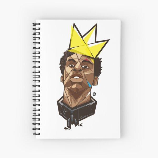 King Kunta - Kendrick Lamar Spiral Notebook