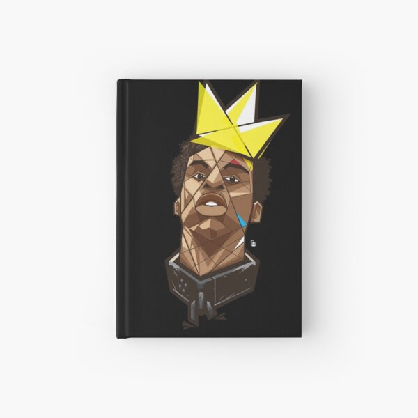 King Kunta - Kendrick Lamar Hardcover Journal