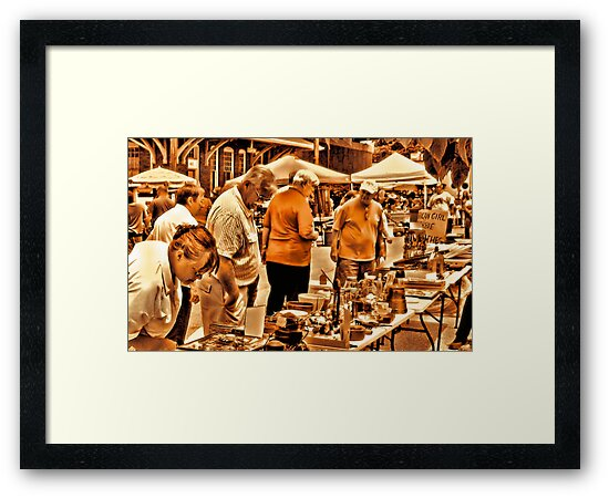 """The 8th Annual Clinch River Spring Antique Fair ""... prints and products by Bob Hall©"