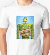Laputa: Castle In The Sky Illustration - ROBOT T-Shirt