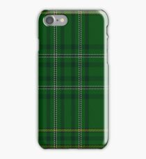 00362 Wexford County (District) Tartan  iPhone Case/Skin