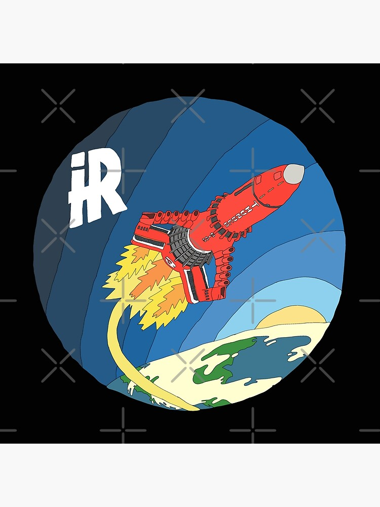 Thunderbirds Are Go - Thunderbird 3 In Space by jorgechubuter