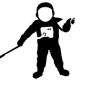 BadAsstronaut by buzzsport
