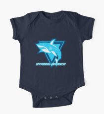 Cynical Sharks Logo Kids Clothes