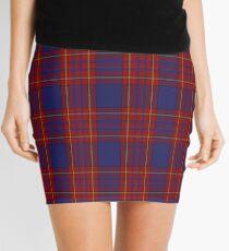 00377 Salvation Army Dress Tartan  Mini Skirt