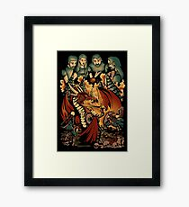 I Role You Framed Print