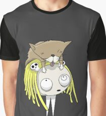 Lenore Graphic T-Shirt