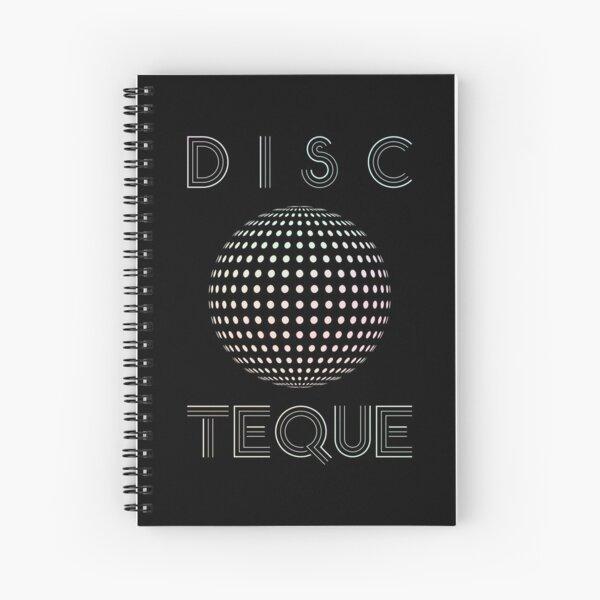 Eurovision 2021- Eurovision song contest -  ESC fans - Discoteque Spiral Notebook
