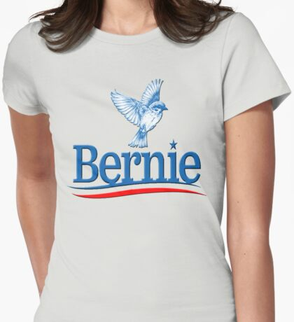 Birdie Sanders in flight T-Shirt
