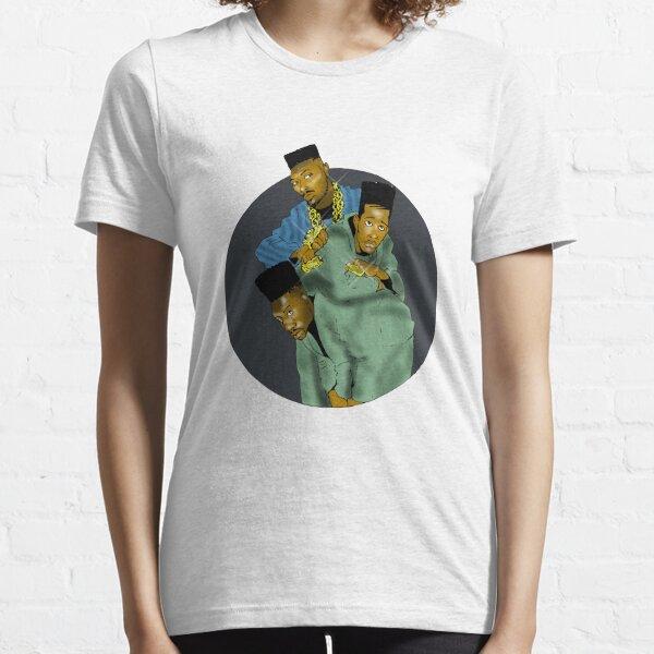 Big Daddy Kane w/Scoob & Scrap Essential T-Shirt