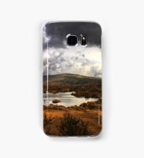 Dells Bench Panorama Samsung Galaxy Case/Skin