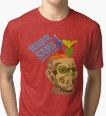 Tiki Bar Tri-blend T-Shirt