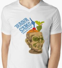 Tiki Bar Men's V-Neck T-Shirt