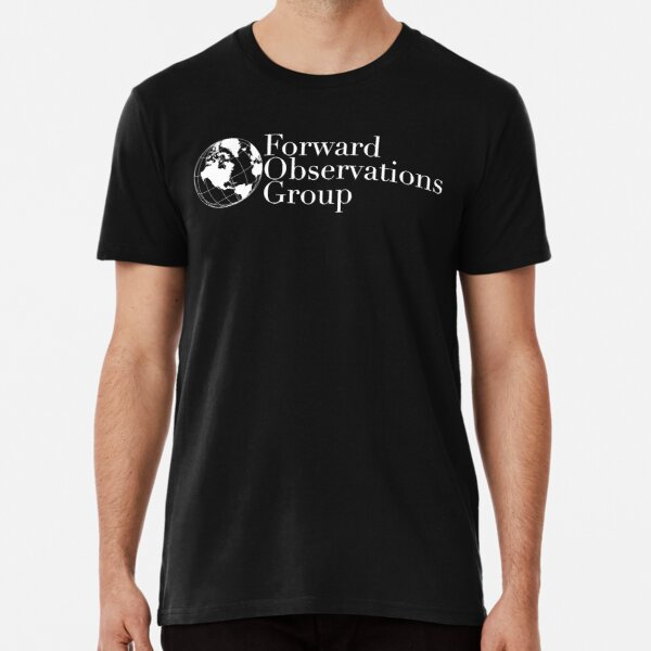 Forward Observations Group Globe Premium T-Shirt