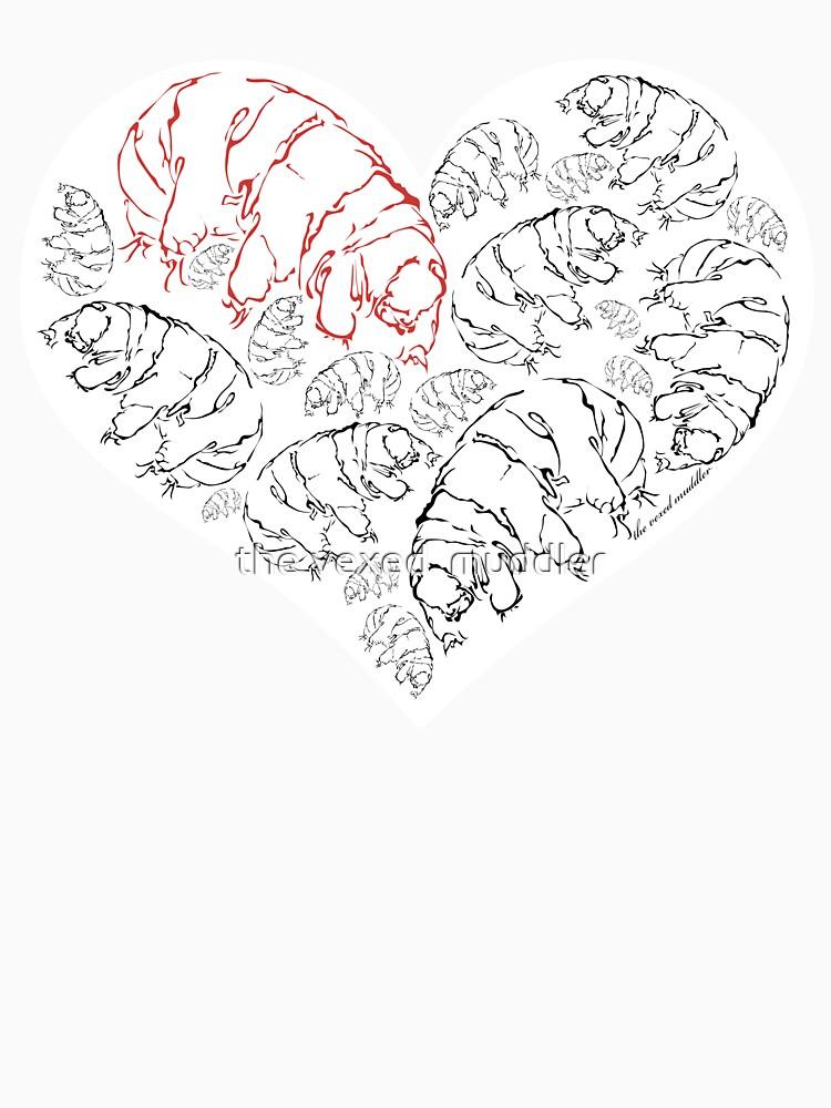 Tardigrade Valentine by thevexedmuddler