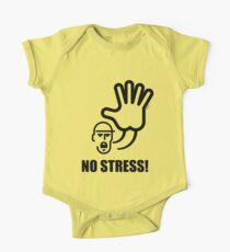 No Stress! One Piece - Short Sleeve