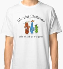 Microbial Musketeers Classic T-Shirt