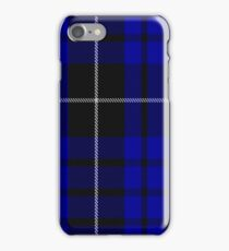 00425 Brian Swan Tartan  iPhone Case/Skin