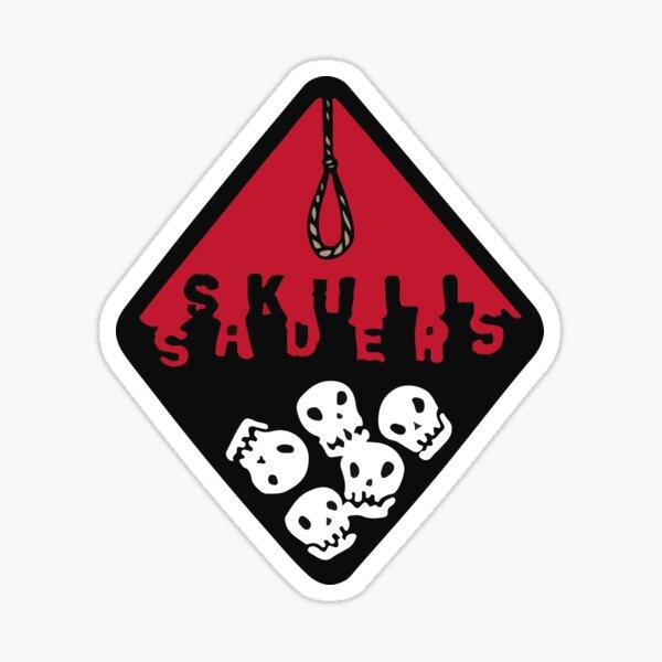 Air Gear Skull Saders Stiker Sticker