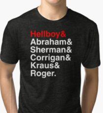 Hellboy Tri-blend T-Shirt