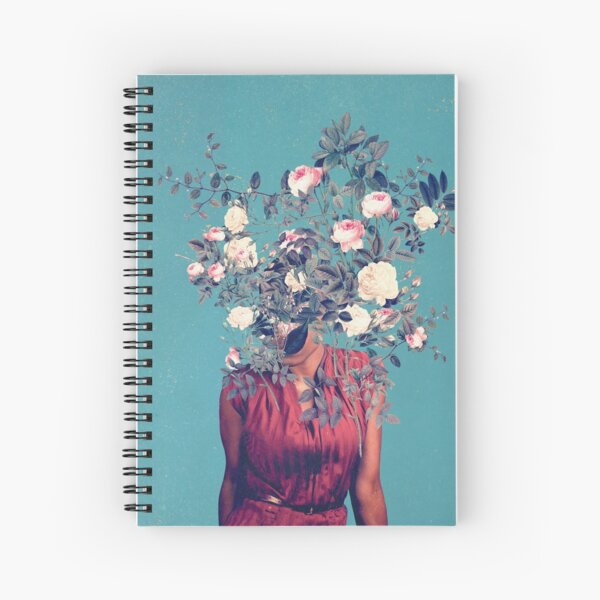 The First Noon I dreamt of You Spiral Notebook