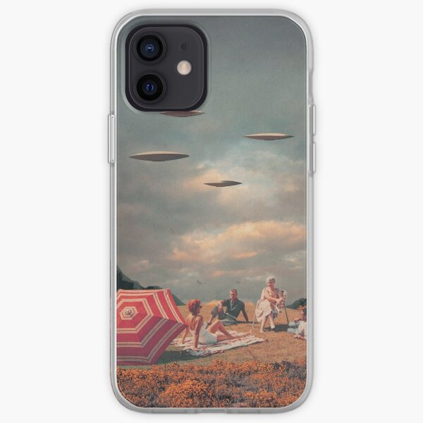 Pretend They Never Came iPhone Soft Case