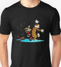 Calvin and Hobbes Music  T-Shirt
