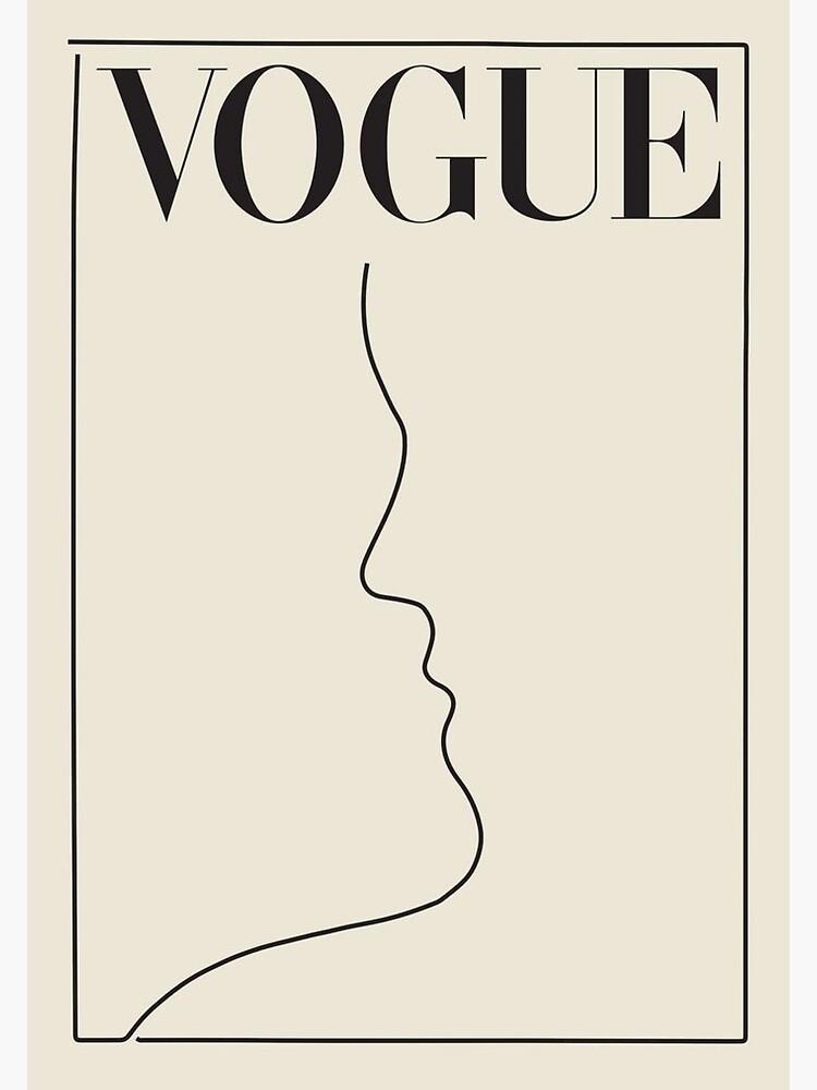 minimal vintage vogue by INVIDIAM
