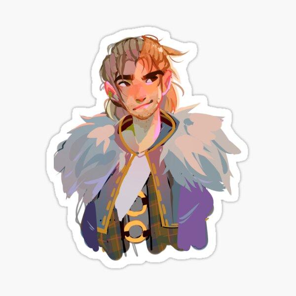 Anders Dragon Age Sticker