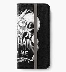 Brutal Ale iPhone Wallet/Case/Skin