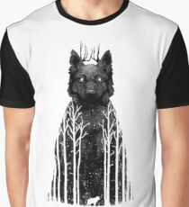 Wolftree Graphic T-Shirt