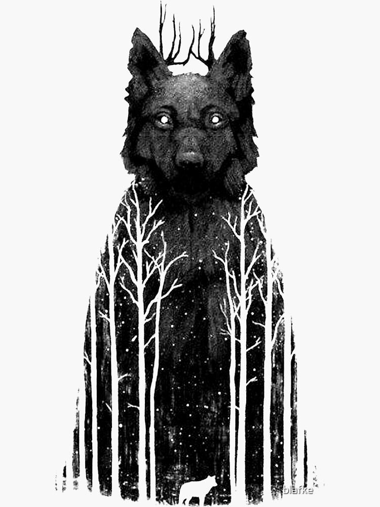 Wolftree de blafke