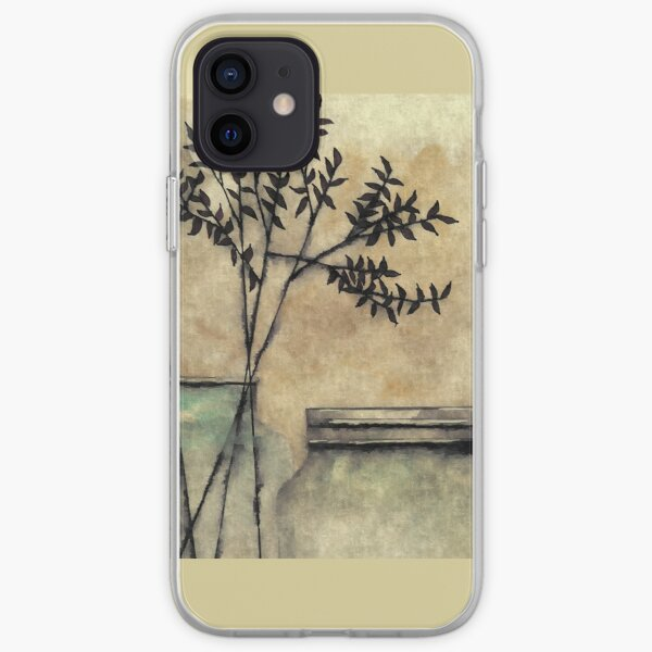 Jars & Leaves iPhone Soft Case