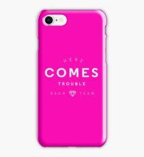 Bachelorette team iPhone Case/Skin