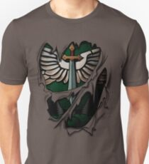 Dark Angels Armor Unisex T-Shirt