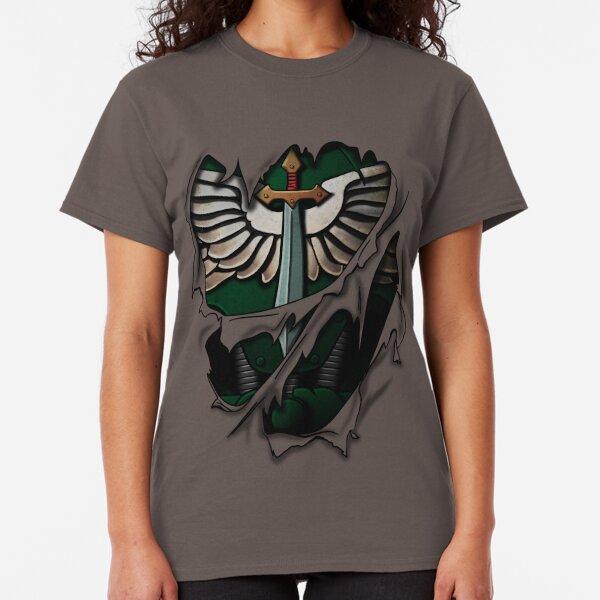 Dark Angels Armor Classic T-Shirt